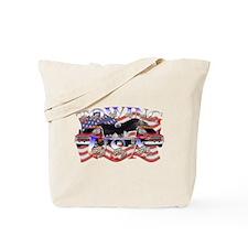 Towing USA Tote Bag