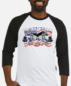 Towing USA Baseball Jersey