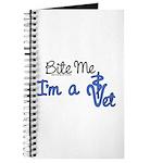 Bite Me, I'm A Vet. Veterinarian Journal