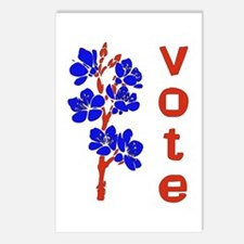 2008 Election Voter Postcards (Package of 8)