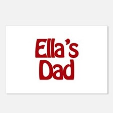 Ella's Dad Postcards (Package of 8)