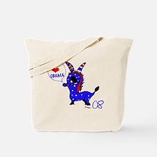 OBAMA FOR PRESIDENT! Tote Bag