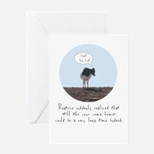 Till the Cows Come Home Valentine's Card
