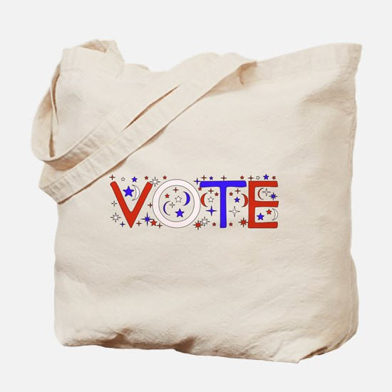 Get Out The Vote 2008 Tote Bag