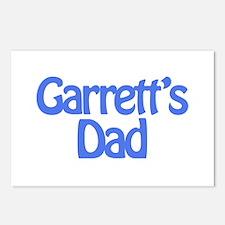 Garrett's Dad Postcards (Package of 8)