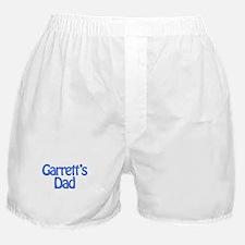 Garrett's Dad Boxer Shorts