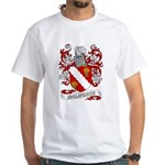 Walworth Coat of Arms White T-Shirt