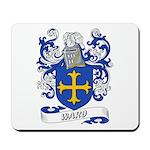 Ward Coat of Arms Mousepad
