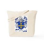Ward Coat of Arms Tote Bag