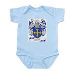 Ward Coat of Arms Infant Creeper