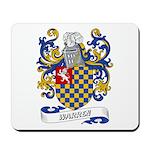 Warren Coat of Arms Mousepad