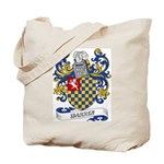 Warren Coat of Arms Tote Bag