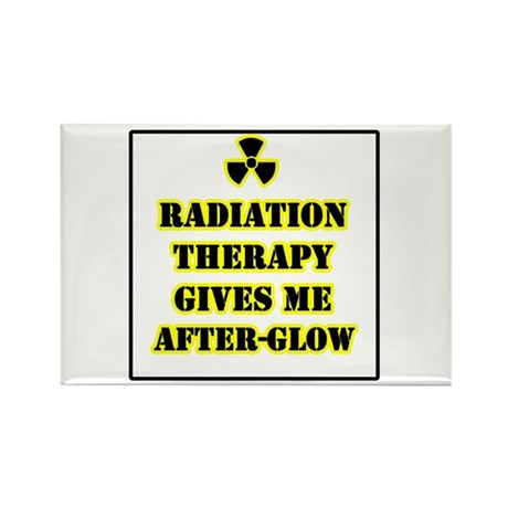 Radiation Therapy Rectangle Magnet (10 pack)