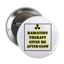"""Radiation Therapy 2.25"""" Button"""