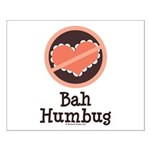 Anti-Valentines Bah Humbug Small Poster