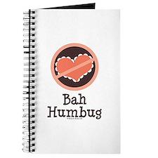 Anti-Valentines Bah Humbug Journal