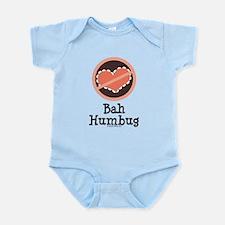 Anti-Valentines Bah Humbug Infant Bodysuit