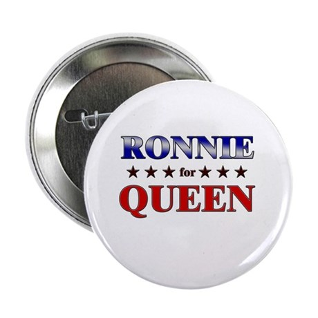 """RONNIE for queen 2.25"""" Button"""
