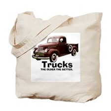 Old Chevrolet Tote Bag