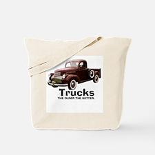 Old Chevrolet Tote Bag