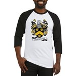Wentworth Coat of Arms Baseball Jersey
