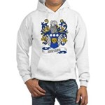 Whiting Coat of Arms Hooded Sweatshirt