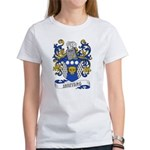 Whiting Coat of Arms Women's T-Shirt