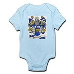 Whiting Coat of Arms Infant Creeper