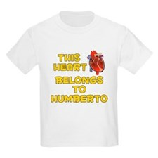 This Heart: Humberto (A) T-Shirt