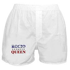 ROCIO for queen Boxer Shorts