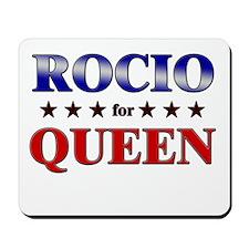 ROCIO for queen Mousepad