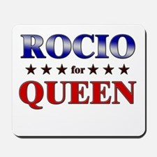 ROCIO for queen Mousepad