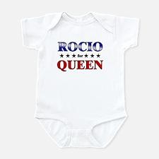 ROCIO for queen Infant Bodysuit