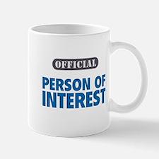 Person of Interest - Mug