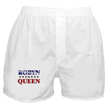 ROBYN for queen Boxer Shorts