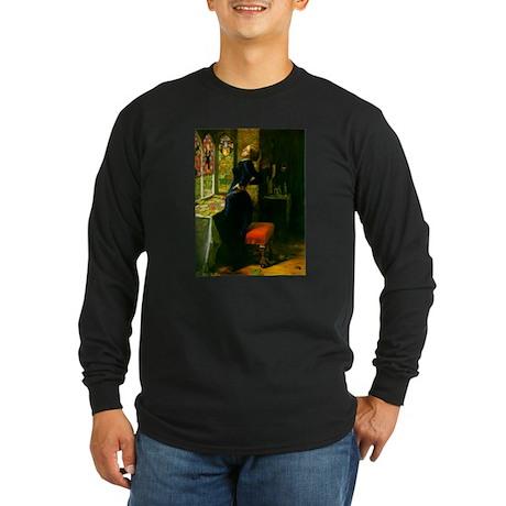 Millais Mariana Long Sleeve Dark T-Shirt