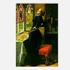 Millais Mariana Postcards (Package of 8)