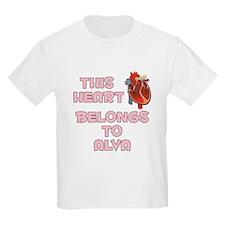 This Heart: Alva (C) T-Shirt