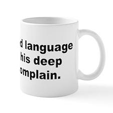 Tomlin quotation Mug