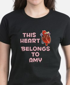 This Heart: Amy (C) Tee