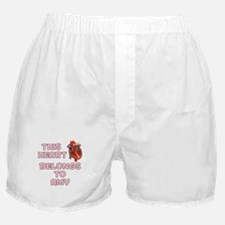 This Heart: Amy (C) Boxer Shorts
