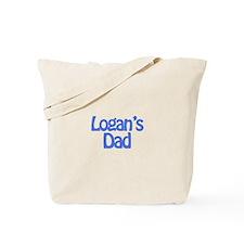 Logan's Dad Tote Bag