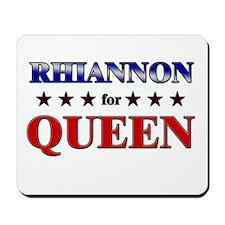 RHIANNON for queen Mousepad