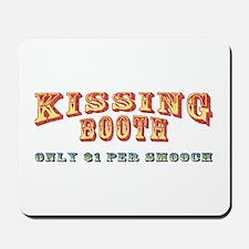 Kissing Booth Mousepad