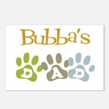 Bubba's Dad Postcards (Package of 8)