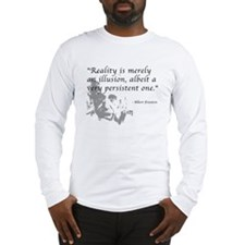 Reality is Illusion Long Sleeve T-Shirt