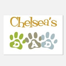Chelsea's Dad Postcards (Package of 8)