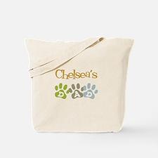 Chelsea's Dad Tote Bag