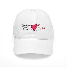 Struck By Cupid's Arrow 1 (2004) Baseball Cap
