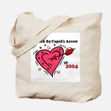 Struck By Cupid's Arrow 1 (2004) Tote Bag